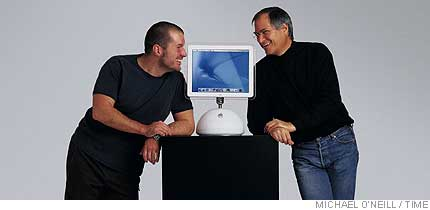 Jobs, Ive Introduce New iMac