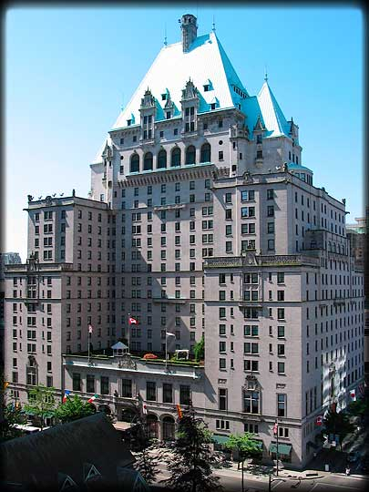 Trendy Hotels Vancouver